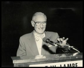 """T. W. """"Bill"""" Lambe (1920-2017)"""