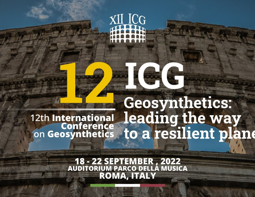 12th International Conference on Geosynthetics