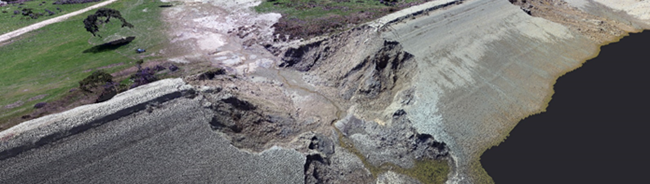 Introducing New Technologies for Geotechnical Infrastructure Sensing & Monitoring