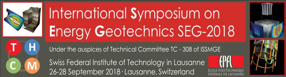 International Symposium on Energy Geotechnics (SEG-2018)