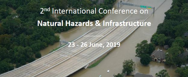 2nd International Conference on Natural Hazards & Infrastructure
