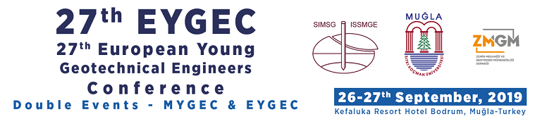 27th European Young Geotechnical Engineers Conference