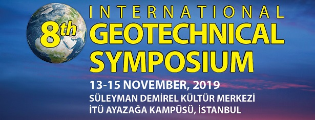 8th International Geotechnical Symposium