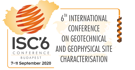 6th International Conference on  Geotechnical and Geophysical Site Characterization (ISC'6)
