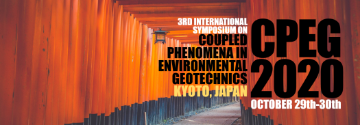 Third International Symposium on Coupled Phenomena in Environmental Geotechnics