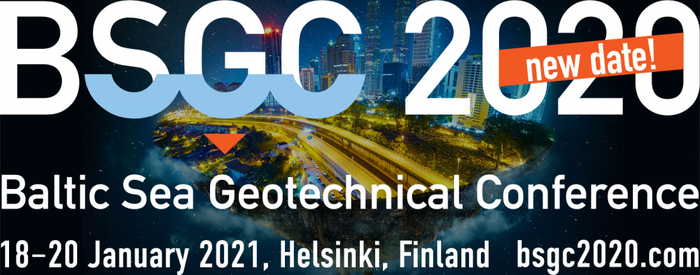 14th Baltic Sea Geotechnical Conference 2020