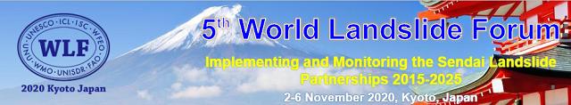 Fifth World Landslide Forum