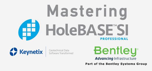 Mastering HoleBASE SI: Training Course-November 2019