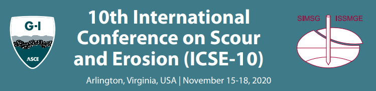 10th International Conference on Scour and Erosion (ICSE-10)
