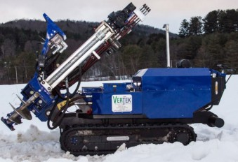 See S4 Mini Track Rig, Vertek's newest edition of self-powered CPT rigs!