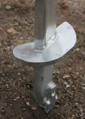Hubbell Power Systems: ROCK-IT™ Helical Lead Section Penetrates High Blow Count Soils