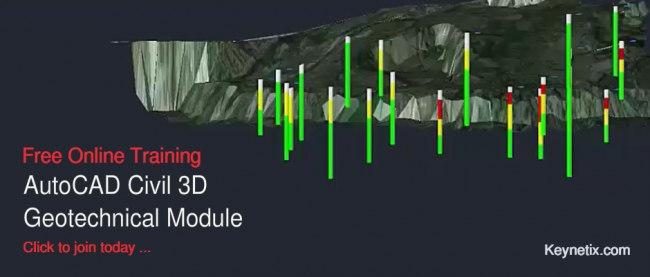 New AutoCAD Civil 3D Geotechnical Module boosts usability