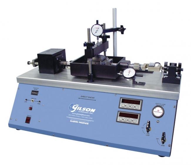 Meet Gilson's Digital Pneumatic Shear Machine.