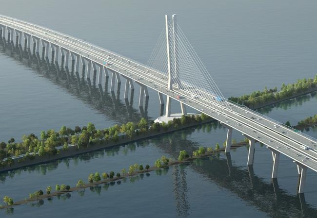 New Champlain Bridge construction: A project milestone for Canada (video)