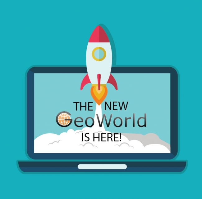 We are proud to announce the NEW GeoWorld platform