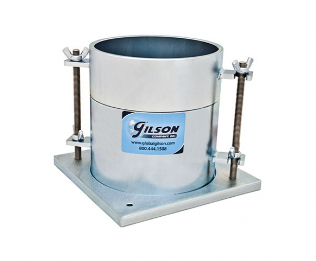 Gilson's 6in Soil Density Mold Sets