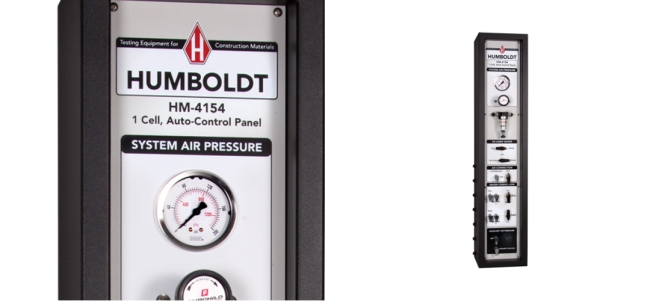 Automated Control Panel by Humboldt, an accurate and easy-to-operate solution.