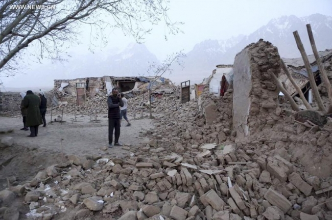 Deadly M5.5 earthquake hits Xinjiang, China