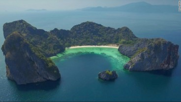 The fascinating geology of Myanmar's Mergui Archipelago
