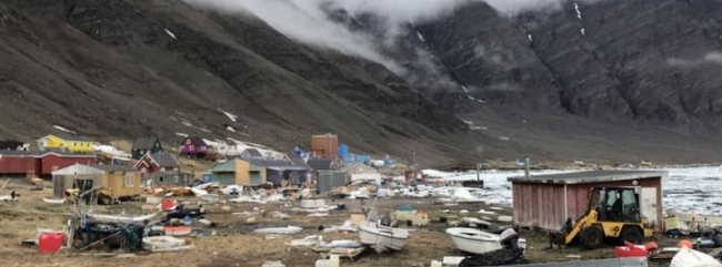 Tsunami waves leave 4 people dead in Greenland (video)