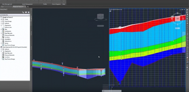 Learn more about the new AutoCAD Civil 3D Geotechnical