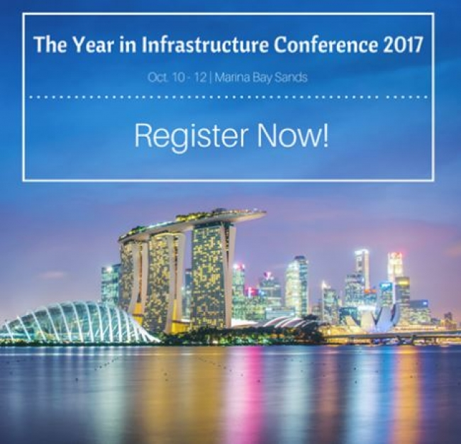 "Bentley invites you to ""The Year in Infrastructure"" Conference"