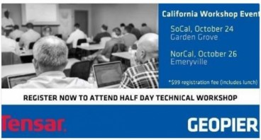 Join Geopier and Tensar for a technical design seminar