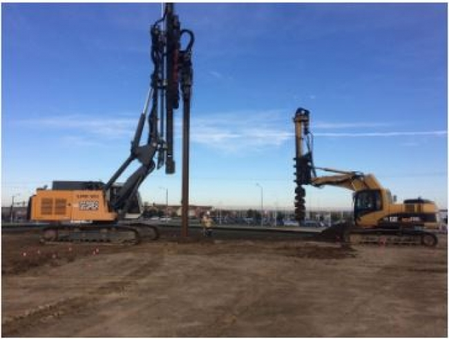 X1® System provides foundation support at the Avera on Louise Specialty Campus