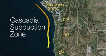 Fifty simulations show how a magnitude 9.0 Cascadia earthquake could play out