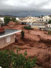 Severe flash floods hit Western Attica, Greece: 15 killed, several missing (video)