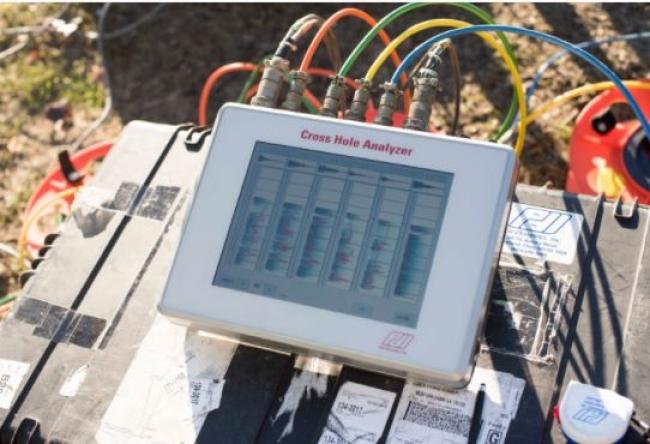 PDI Introduces the Cross-Hole Analyzer (CHAMP-Q)