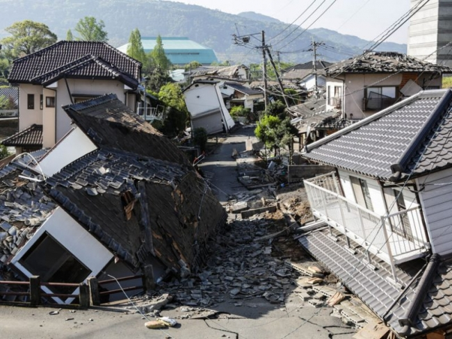 Damage Assessment by Laser Could Focus Post-Earthquake Response