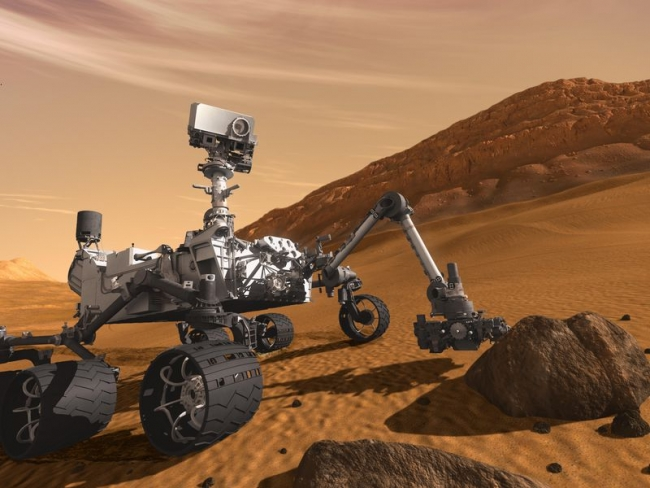 NASA plans to transfer rock and soil samples from Mars to Earth