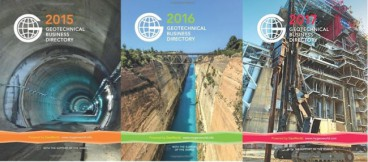 Last chance to join the 2018 Geotechnical Business Directory today!