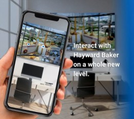 Hayward Baker's iconic calendar comes to life with augmented reality app
