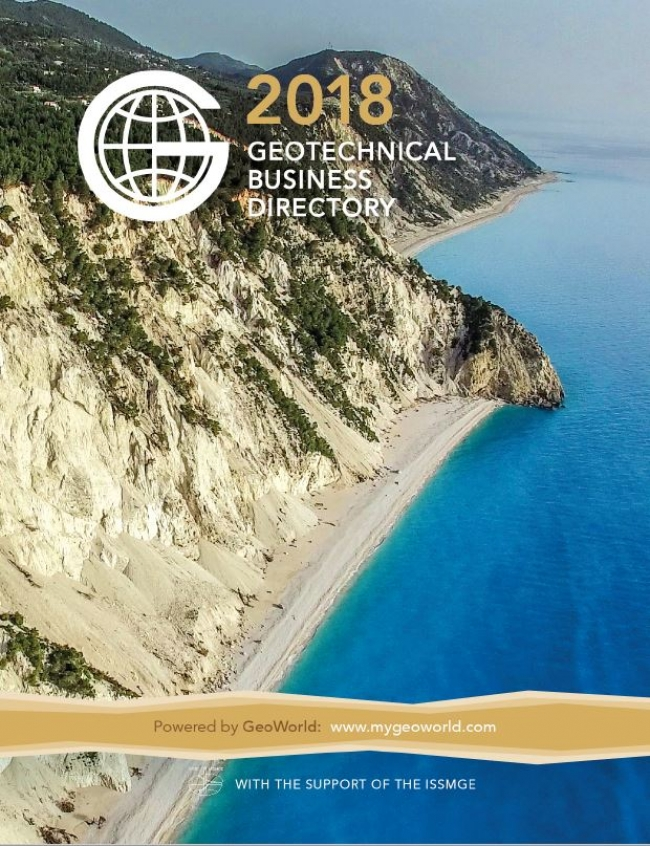 Announcing the Publication of the 2018 Geotechnical Business Directory
