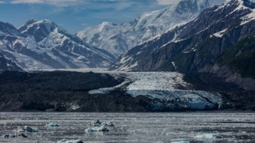Melting glaciers increasing risk of landslide-triggered tsunamis