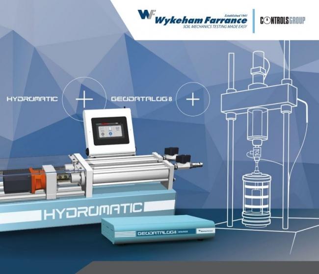 Wykeham Farrance makes soil mechanics easy
