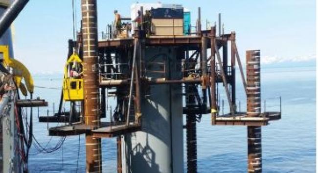 GRL: Offshore Foundation Testing