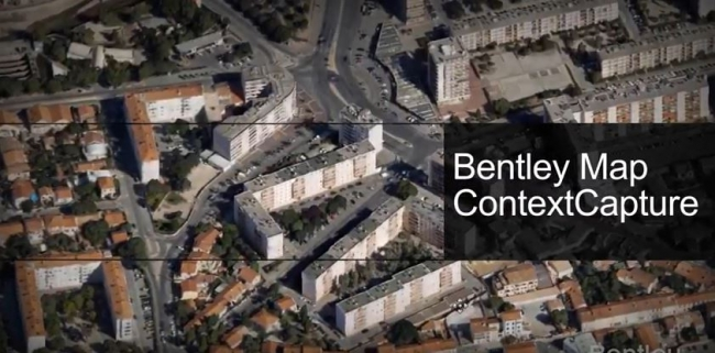 Bentley 3D GIS solution