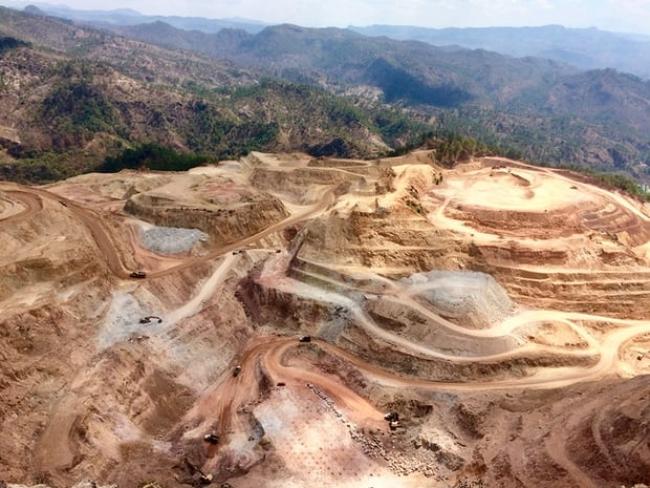 Aura suspends mine operations in Honduras