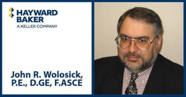 DFI names John Wolosick 2018-2019 Traveling Lecturer