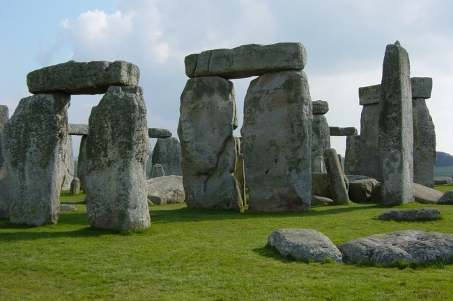 Structure in Stonehenge damaged due to tunnel work