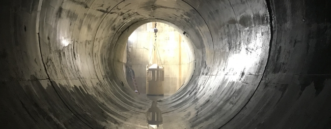 Tunnel Protects Chicago Neighborhood from Flooding