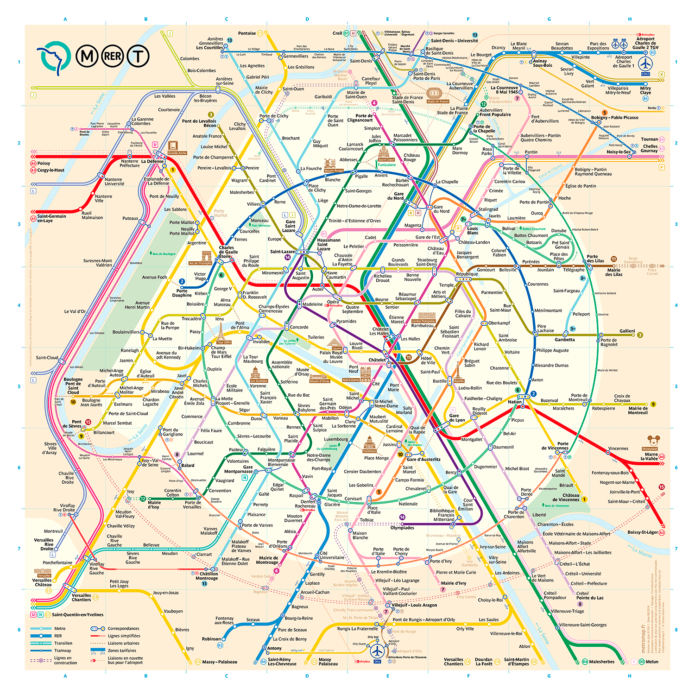 World S Most Intricate Subway Networks Geoengineer Org