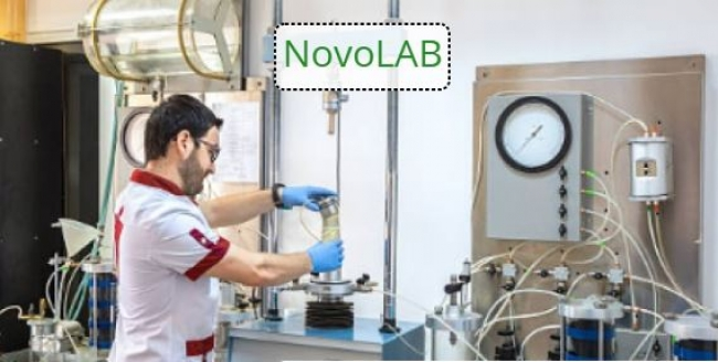 Borehole Log Drafting and Lab Testing Software (NovoLAB)
