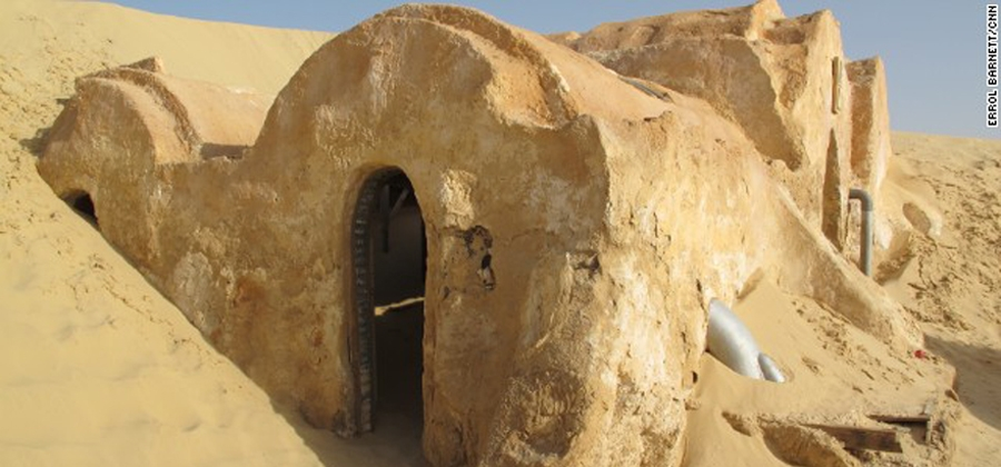 sahara sand dunes about to destroy tatooine birthplace of star wars