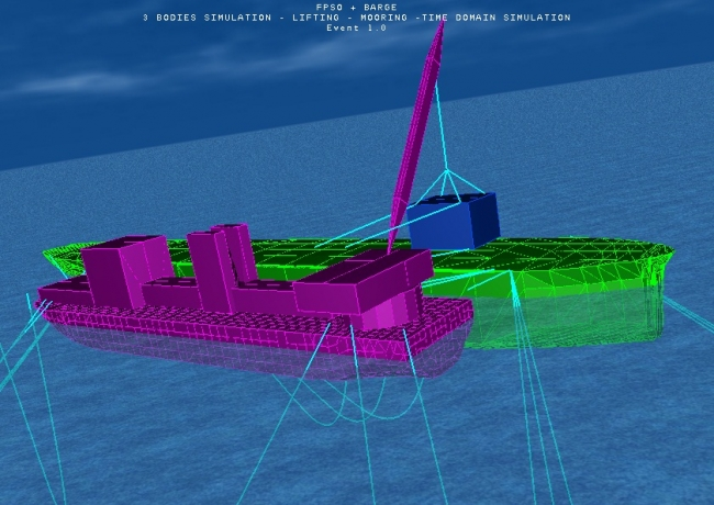 Bentley's MOSES for Offshore Structures Now Available With
