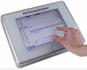 Meet the Pile Driving Analyzer® model 8G from PDI, related webinar coming up!