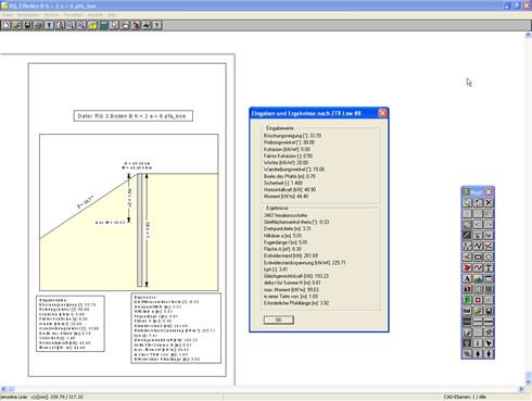 GGU-SLOPE-PILE | Geoengineer org